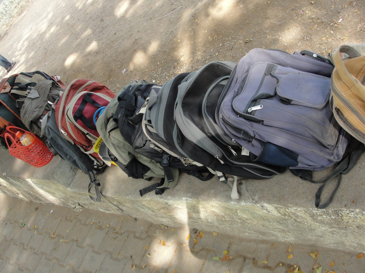 Weight of school bags is not going to reduce in India